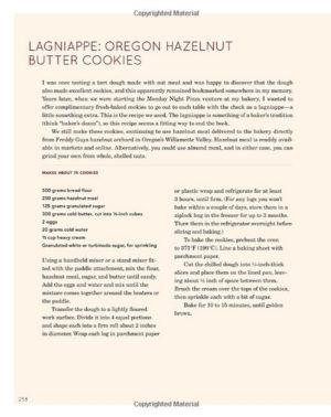 "Layout Design of ""Flour Water Salt Yeast"" book (paperback)"